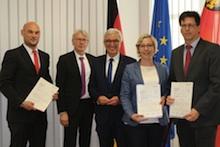 Rheinland-Pfalz fördert das neue interkommunale Netzwerk Digitale Stadt.