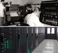 50 Jahre IT in Schleswig-Holstein: vom Großrechner zum Twin Data Center.