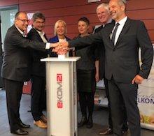 """Hessen: 150. """"Digitale Dorflinde"""" in Ebsdorfergrund gestartet."""