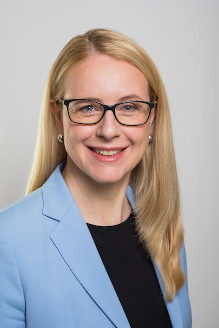 """Österreichs Digitalisierungsministerin Margarete Schramböck: """"Als erstes Land in Europa haben wir die Verwaltung vom E-Government zum M-Government gewandelt."""""""