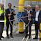 Neues Heizkraftwerk in Stuttgart-Gaisburg eingeweiht.