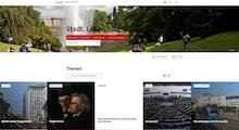 Stadt Kassel hat ihren Web-Auftritt überarbeitet und die Inhalte mehrerer Plattformen zusammengeführt.