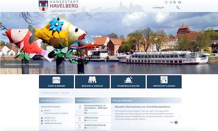 Havelberg: Hansestadt mit neuem Gesicht im Web.