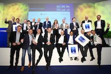 Auf der The smarter E Europe ist unter anderem der The smarter E Award 2019 vergeben worden.