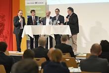 Die Rolle der Stadtwerke bei der Energieversorgung der Zukunft stand im Mittelpunkt der Diskussionen auf der Euroforum-Konferenz in Marburg.