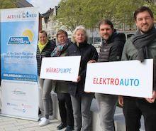 Im Solardachkataster des Kreises Gütersloh ist jetzt auch ein Online-Check für Photovoltaik in Kombination mit Elektroauto oder Wärmepumpe möglich.