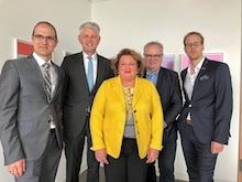 Nordrhein-Westfalen und Bremen vereinbaren länderübergreifende Zusammenarbeit für die digitale Gewerbeanmeldung.