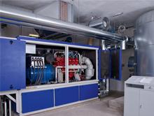 Kombinationen von BHKW-Anlagen und Wärmepumpen sollen zukünftig häufiger realisiert werden.
