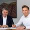 Kreis Pinneberg und GP Joule schließen Vertrag für klimafreundliche Mobilität.