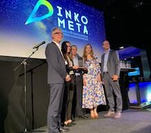 Social Intranet von WEMAG erhält INKOMETA-Award.