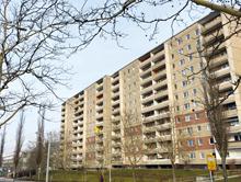 Rund 300 Wohnungen in drei Plattenbauten aus den 1980er-Jahren werden im Jenaer Stadtteil Lobeda zum smarten Quartier umgebaut.