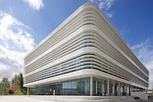 Trianel-Hauptsitz in Aachen: Die Stadtwerke Kooperation feiert 20-jähriges Firmenjubiläum.