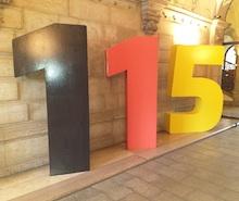Die siebte 115-Teilnehmerkonferenz hat im Stadthaus der Stadt Halle (Saale) stattgefunden.