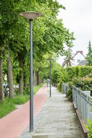 Vulkan-Pilzleuchten verschwinden bis Ende dieses Jahres aus dem Bremer Stadtbild.