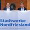Die Fusion der Stadt- und Gemeindewerke Niebüll, Leck und Bredstedt zur Stadtwerke Nordfriesland GmbH ist vollzogen.