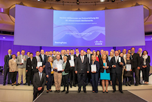 Die Gewinner des 18. E-Government-Wettbewerbs.