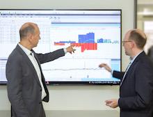 Die Lechwerke (LEW) handeln seit einem Jahr selbst erfolgreich mit ihrem System am Intraday-Markt.