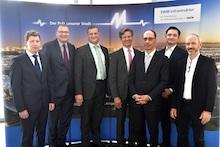 Gemeinsam mit Partnern plant SWM Infrastruktur den Bau eines supraleitenden Kabels in München.