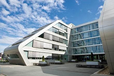 Duisburg: CAFM-Software für Liegenschaften.