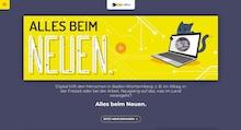 Baden-Württemberg startet Informationskampagne zur Digitalisierung.