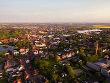 Die schleswig-holsteinische Stadt Eutin will sich beim Bund um Fördergelder für Smart-City-Projekte bewerben.