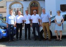 Ein interkommunales E-Mobilitätskonzept soll in Bad Krozingen, Heitersheim und Neuenburg am Rhein die Verkehrswende bringen.
