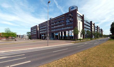 Die Stadtwerke Münster bieten in Kooperation mit dem Unternehmen telent Glasfaser bis ins Haus an.