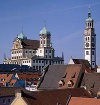 Die Stadt Augsburg will die Themen Smart City und Digitalisierung vorantreiben.