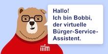 Bobbi heißt der Chatbot der Berliner Verwaltung.