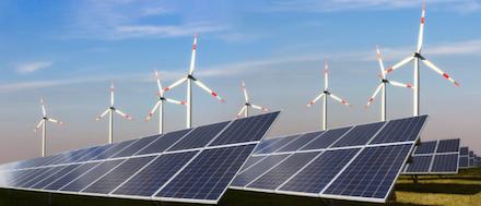 Wenn Deutschland das Ziel von 65 Prozent erneuerbaren Energien bis 2030 erreichen will, müssen die Zubauraten massiv erhöht werden.