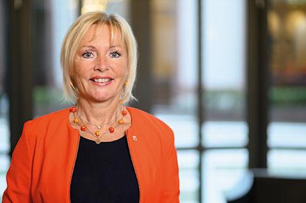 Prof. Dr. Kristina Sinemus, Hessische Staatsministerin für Digitale Strategie und Entwicklung