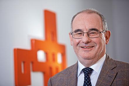 Matthias Breitenfelder, Geschäftsführer von hallobtf!