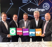 innogy eröffnet Trainingszentrum für Cyber-Sicherheit.