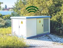 LoRaWAN-Funktechnik ermöglicht die Überwachung von Ortsnetzstationen.