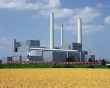 Heizkraftwerk Nord: Die Stadtwerke München haben ein Konzept entwickelt, um den Kohleblock bis spätestens 2028 abschalten zu können.