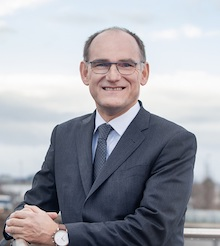 Dr. Alfred Kranstedt, Direktor des ITZBund