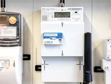 Im neuen Labor in Offenbach prüft die MVV-Tochter Soluvia Energy Services Smart Meter.