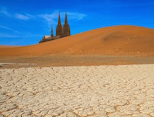 Damit dieser Anblick nicht Wirklichkeit wird, räumt die Stadt Köln dem Klimaschutz hohe Priorität ein.