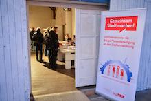 Berlin: Dritte Werkstatt zur Erarbeitung der Leitlinien für Bürgerbeteiligung an der Stadtentwicklung.
