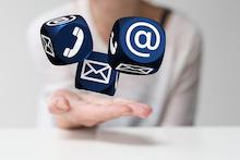 Jeder zweite Bürger nutzt in Deutschland das Internet für Behördenkontakte.