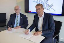 Hamburger Landesbetrieb Geoinformation und Vermessung (LGV) und IT-Dienstleister Dataport intensivieren ihre Zusammenarbeit bei der Urban Data Platform.