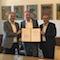 Das Memorandum of Understanding zur Kooperation im kommunalen IT-Bereich zwischen Augsburg, München und Nürnberg ist unterzeichnet.