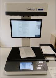 Das Essener Amt für Soziales und Wohnen hat vier Wochen lang einen Dokumenten-Scanner getestet.