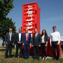 E-Werk Mittelbaden und Leitwerk erwerben Grundstück für den Bau des zweiten gemeinsamen Rechenzentrums.