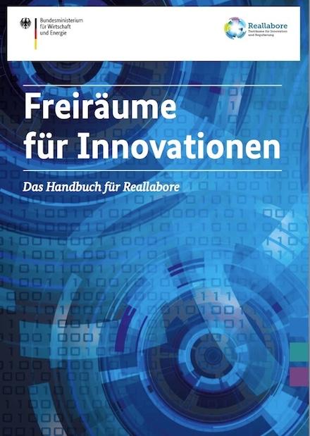 Mit dem Handbuch für Reallabore will das Bundesministerium für Wirtschaft und Energie (BMWi) Informationsdefizite abbauen.