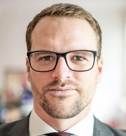 Michèl Dichter ist seit Dezember 2017 Geschäftsführer des Unternehmens Redtree.