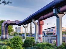 Insgesamt stellte die MVV im vergangenen Jahr in Mannheim und der Region gut 2,2 Terawattstunden Fernwärme bereit.