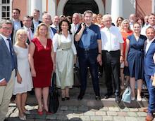 Auf einer gemeinsamen Kabinettssitzung haben Bayern und Baden-Württemberg eine süddeutsche Offensive für Erneuerbare und Elektromobilität angestoßen.
