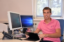 Christoph Knörzer ist Wertheims Beauftragter für Digitalisierung.