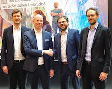 Thüga SmartService und VK Energie schließen Kooperation zur Optimierung von KWK-Anlagen.
